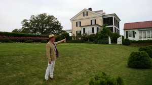 P. Allen Smith talks about his Garden Home