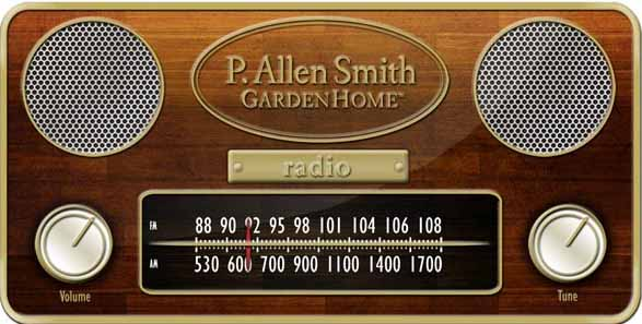 P. Allen Smith Radio Show: Cash and Cash