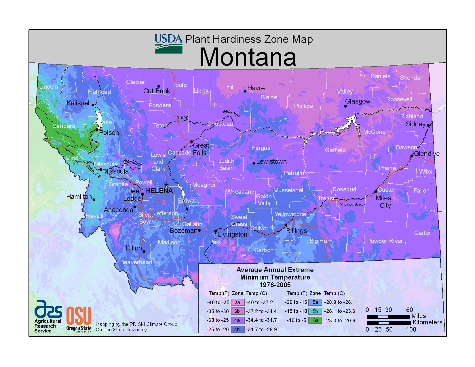 Plant Hardiness Zones The How Do Gardener - Frost line map us