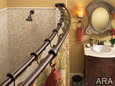 Savvy Bathroom-Storage Solutions