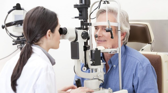Five tips for a lifetime of healthy vision