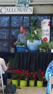 P Allen Smith at Calloways